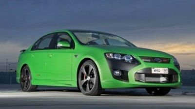 2009 FPV F6 310 Road Test Review