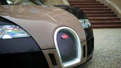 Bugatti Veyron Fbg par Hermes video