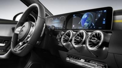 2018 Mercedes-Benz A-Class to debut new infotainment