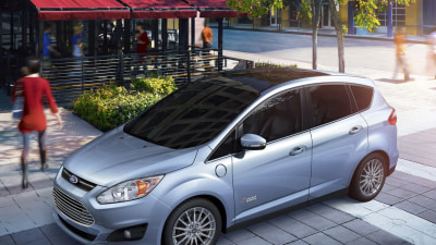 Ford Confirms Prius PHEV-rivalling Figures For C-Max Plug-in Hybrid