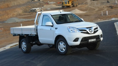 2014 Foton Tunland Single-Cab On Sale Again In Australia