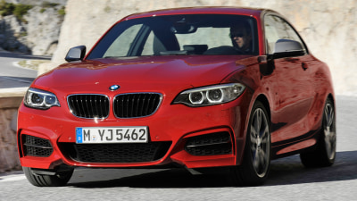 The Week That Was: BMW 2 Series Revealed, Holden Boss Moving On
