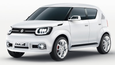Suzuki iM-4 Isn't The New Jimny, But Both Are Coming: Report