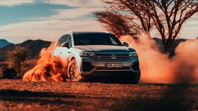 Volkswagen reveals Touareg Launch Edition