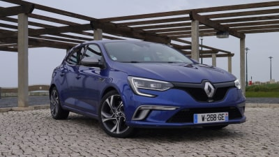 2016 Renault Megane REVIEW | GT Preview Drive