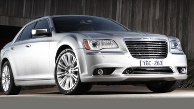 2012 Chrysler 300 On Sale In Australia