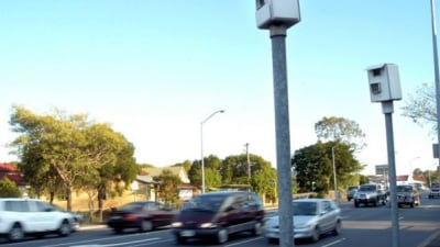 Queensland Motorists Picking Up 2000 Speeding Tickets Each Day