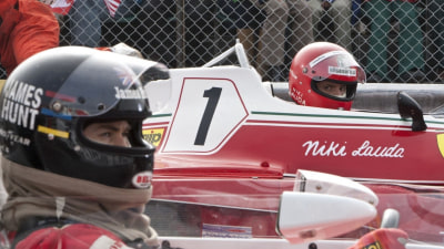 Lauda Biopic 'Rush': Images Released By Director Ron Howard