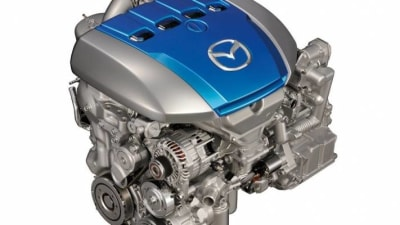 Mazda - Petrol Engines Still Crucial To Lowering Emissions