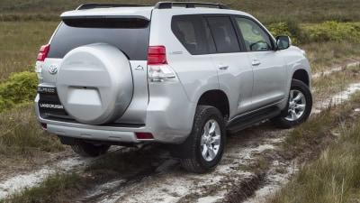 2013 Toyota Prado Altitude Edition Returns With More Kit
