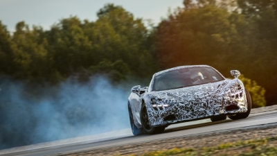 McLaren Details Active Chassis Control For Second Generation Super Series