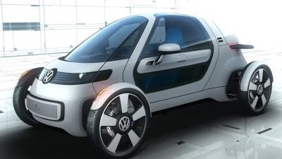 Volkswagen Nils Concept: The Futuristic Electric Single-seater