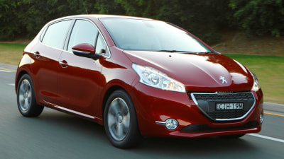 Peugeot 208 Launched In Australia