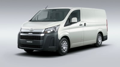 All-new Toyota Hiace on the way
