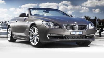 2011 BMW 6 Series Convertible On Sale In Australia