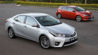 Australian New Car Sales 2014: Corolla Holds Top Spot For Second Year Running
