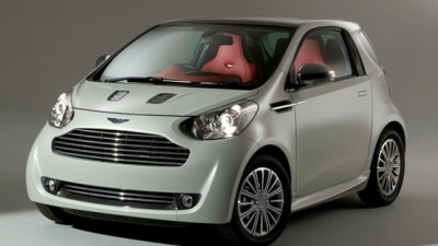 Aston Martin Cygnet Revealed In Production Form
