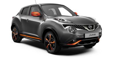 Facelifted Nissan Juke revealed