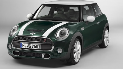 MINI Cooper SD And 'One First'  Revealed: New Diesel Hero And Entry Petrol
