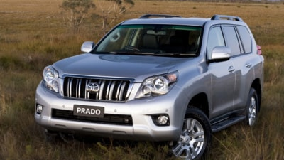 2010 Toyota Landcruiser Prado: Off-Road Tech Detailed