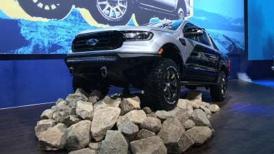 Ranger to receive Ford Performance parts