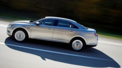 2010 Ford Taurus Officially Unveiled - Could This Be The Next Falcon?