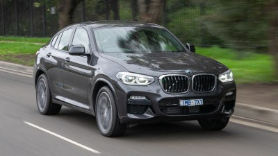 BMW X4 20d 2018 review