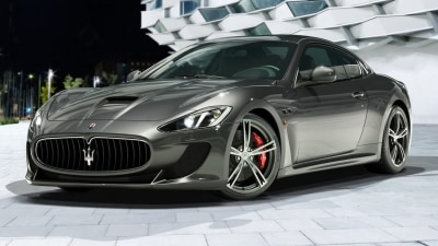 Maserati GranTurismo And GranCabrio Recalled For Door Fix - Also Rolls-Royce Recall