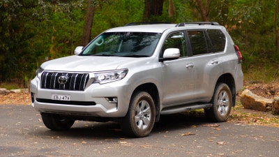 Touring review: Toyota LandCruiser Prado
