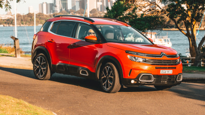 2020 Citroen C5 Aircross Shine review