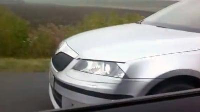 2014 Skoda Octavia Caught In Revealing New Video