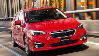 2017 Subaru Impreza first drive review