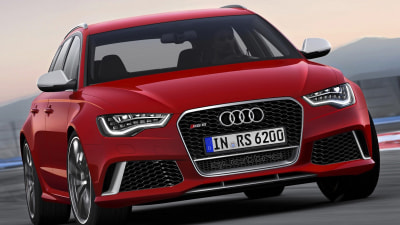 Audi RS 6 Plus Could Be In The Works