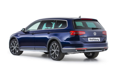 Volkswagen Crowns Passat Alltrack Range With Wolfsburg Limited Edition