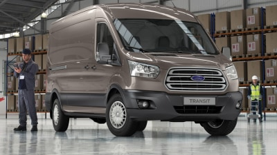 2013 Ford Transit And Transit Connect Unveiled