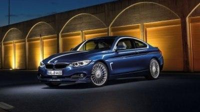 Alpina-tuned BMWs for Australia