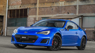 2018 Subaru BRZ Adds New STI-Tinged Range-Topper