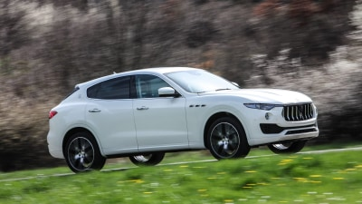 2017 Maserati Levante - Prices, Features and Specifications Announced For First-Ever Maserati Crossover