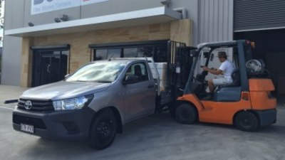 Toyota HiLux 4x2 Workmate review