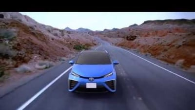 Hydrogen Toyota FCV Launching In Japan, Priced From AU$73,000: Video