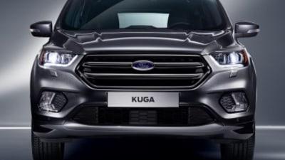 Ford Kuga ST under evaluation