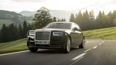 2018 Rolls-Royce Phantom first drive review