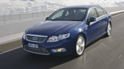 2008 FG Falcon specifications and pricing