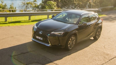 2020 Lexus UX200 Luxury Review
