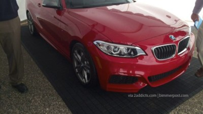 2014 BMW M235i Revealed As Sneaky Photos Hit Social Networks