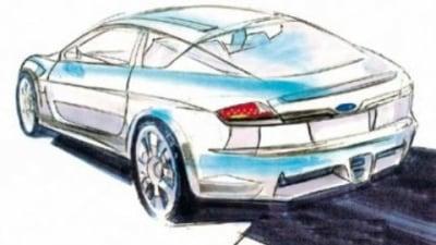 Subaru Rear-Wheel Drive Coupe Heading To Detroit?