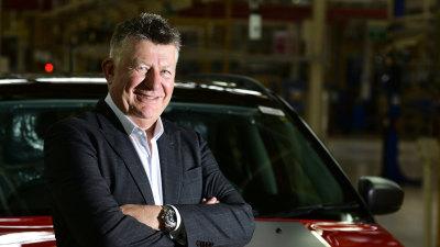 Fiat Chrysler Australia appoints new managing director