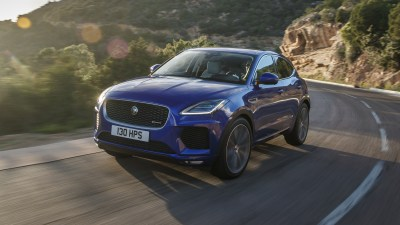 Jaguar expands E-Pace range
