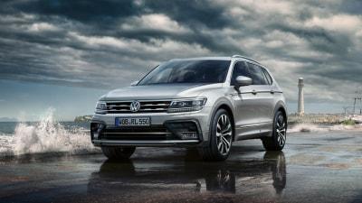 Full details: New Volkswagen Tiguan Allspace