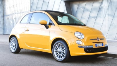 Fiat 500 Range Revamp: 500 Pop Priced From Just $14,000 Drive Away